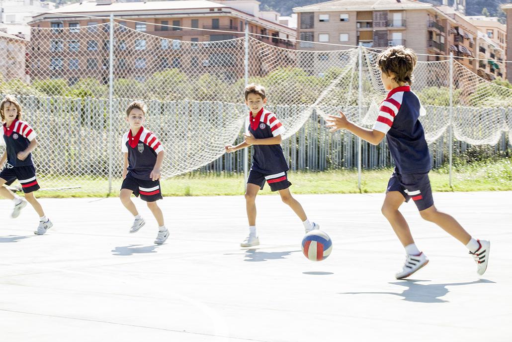 actividades extraescolares fútbol british school