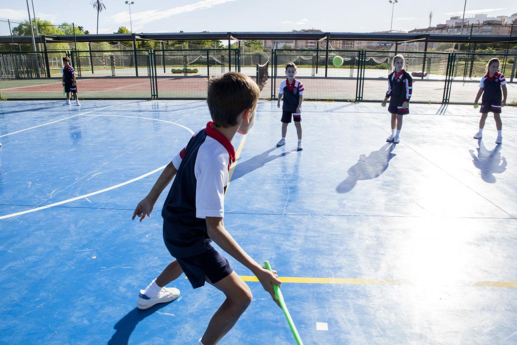 actividades extraescolares tenis british school