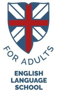 logo english for adults colegios británicos