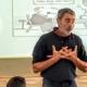 charla de prevención de incendios en BSX